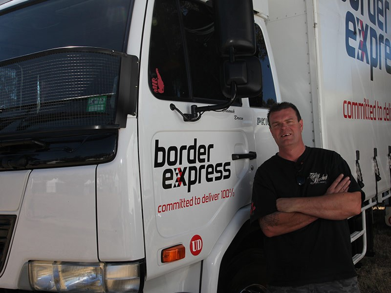Border Express UD OWD