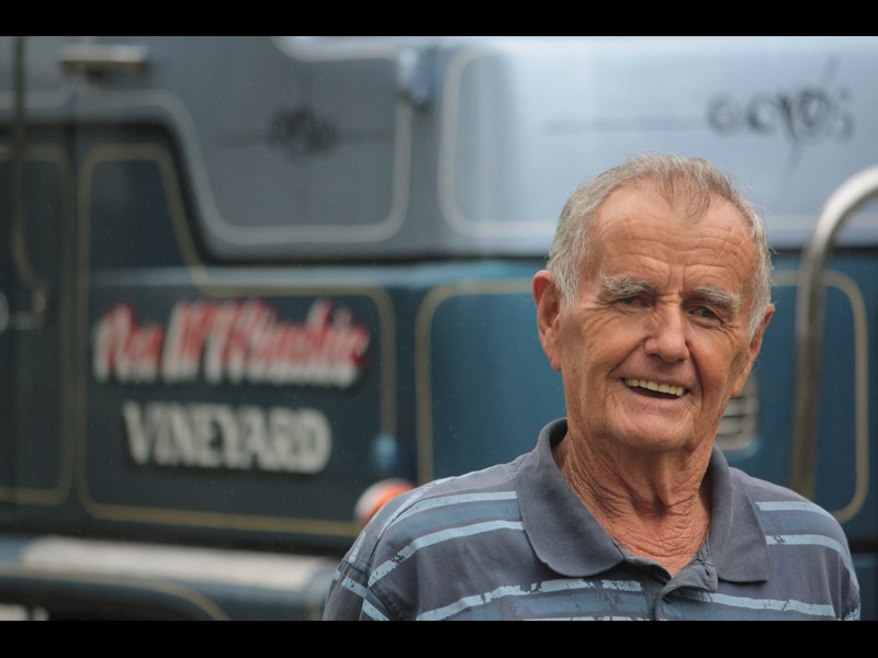 Don spent years as an owner-driver running from Sydney to Perth as well as other far flung destinations.