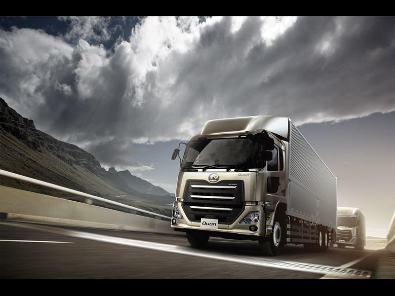 UD Trucks New Generation Quon 1