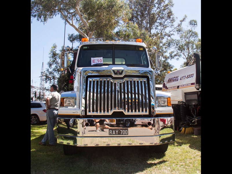 Hard-working rigs on show | News