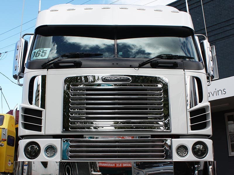 MB Transport's Argosy won the Best Freightliner award.