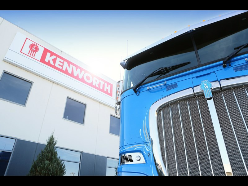 Colour and customisation gives the Kenworth K200 a new look