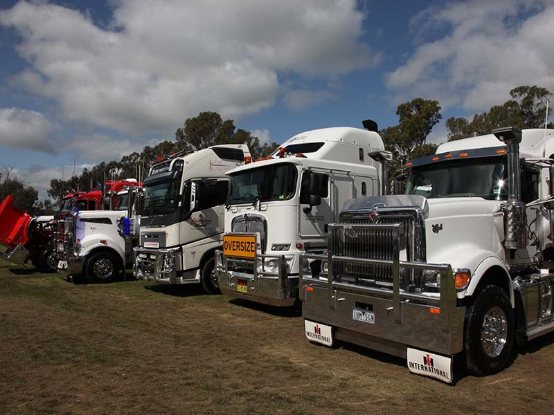 Deniliquin Truck Show and Industry Expo 2016 OWD20