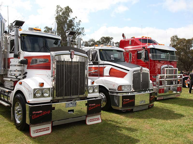 Deniliquin Truck Show and Industry Expo 2016 OWD21