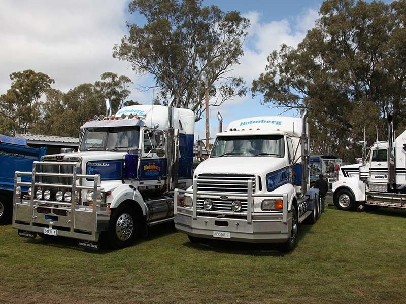 Deniliquin Truck Show and Industry Expo 2016 OWD22