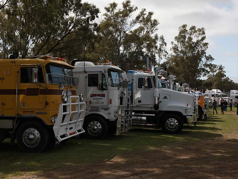 Deniliquin Truck Show and Industry Expo 2016 OWD23