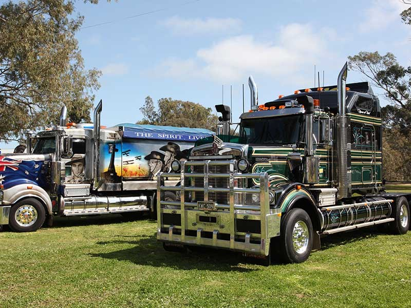 Deniliquin Truck Show and Industry Expo 2016 OWD26