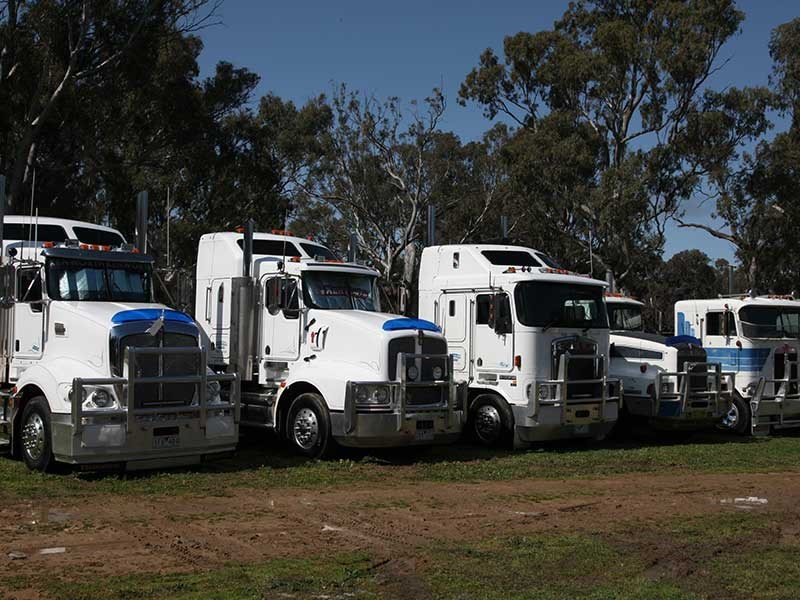 Deniliquin Truck Show and Industry Expo 2016 OWD27