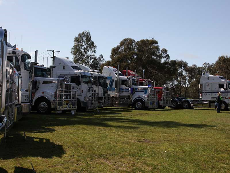 Deniliquin Truck Show and Industry Expo 2016 OWD29