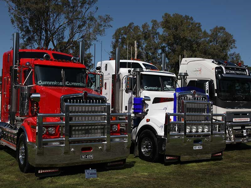 Deniliquin Truck Show and Industry Expo 2016 OWD30
