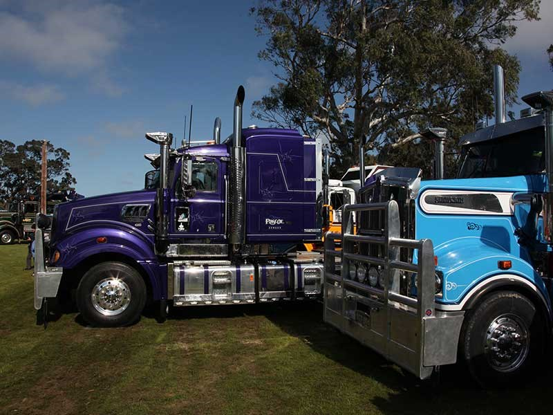 Deniliquin Truck Show and Industry Expo 2016 OWD35