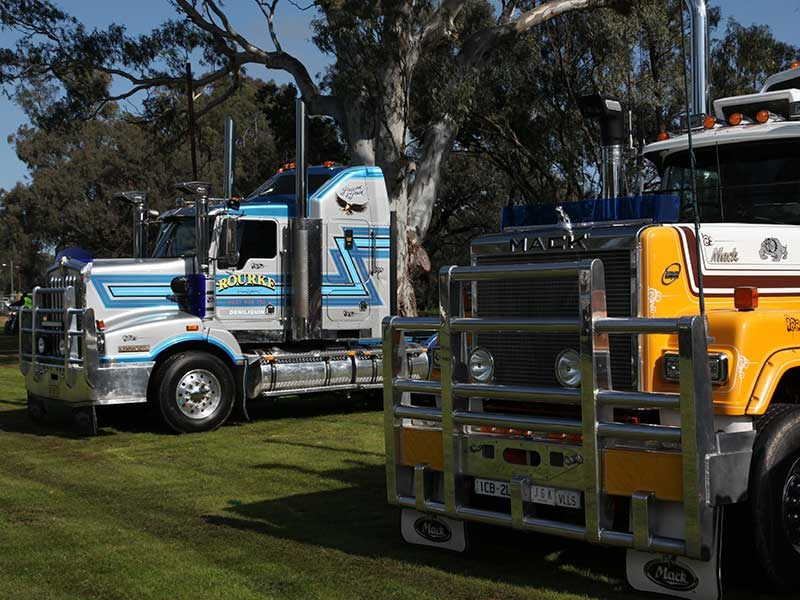 Deniliquin Truck Show and Industry Expo 2016 OWD36