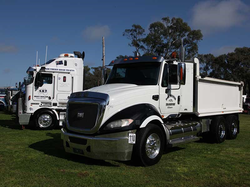 Deniliquin Truck Show and Industry Expo 2016 OWD37