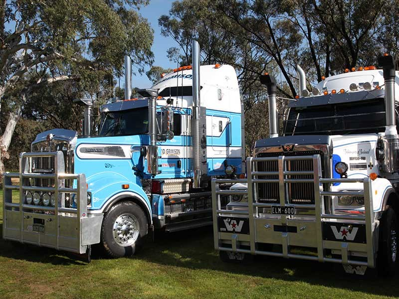 Deniliquin Truck Show and Industry Expo 2016 OWD38