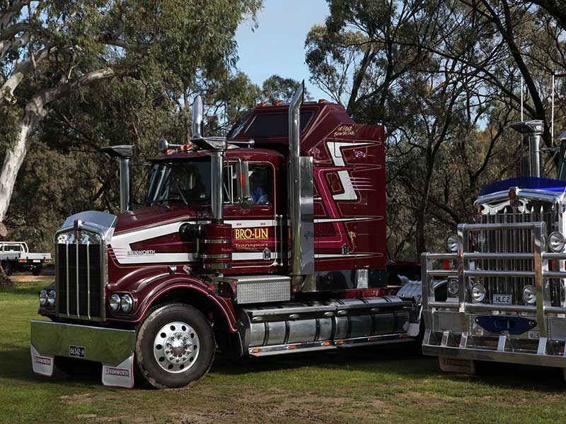 Deniliquin Truck Show and Industry Expo 2016 OWD39