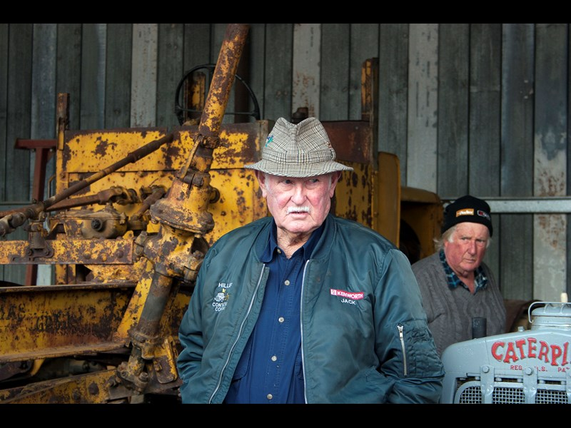Jack Hillier has been in the truck industry for almost 60 years