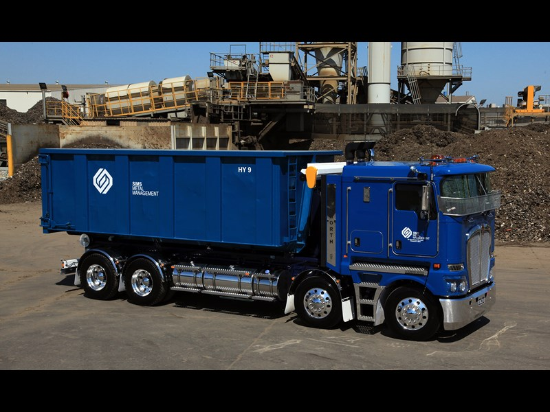 Custom Cabover Truck >> Custom Kenworth K200 hits the right note for James Aquilina   News