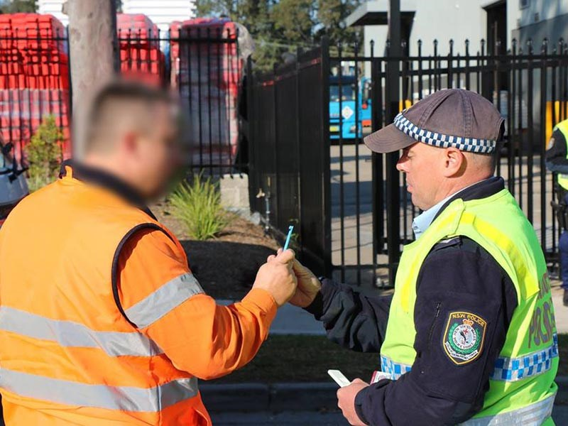 NSW truck operator raided OwnerDriver