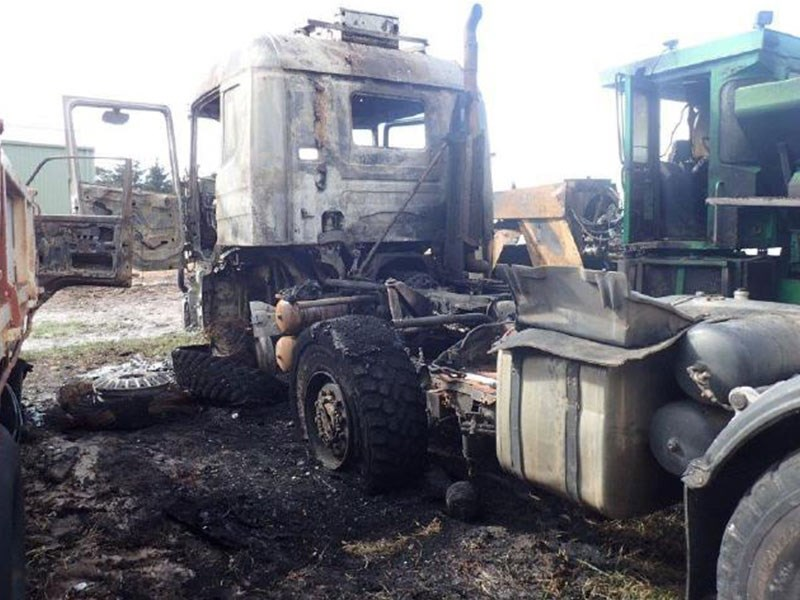 Picton Fire WA Police OwnerDriver