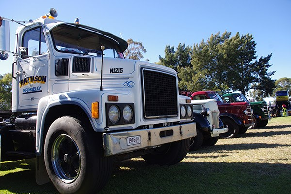 Pattison's Volvo N1215.