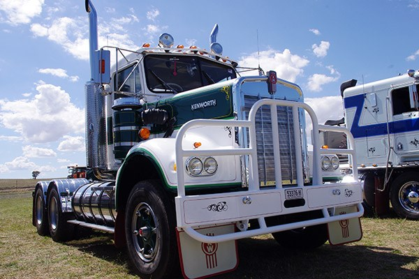 The 2016 Harden Truck and Tractor Show OwnerDriver9