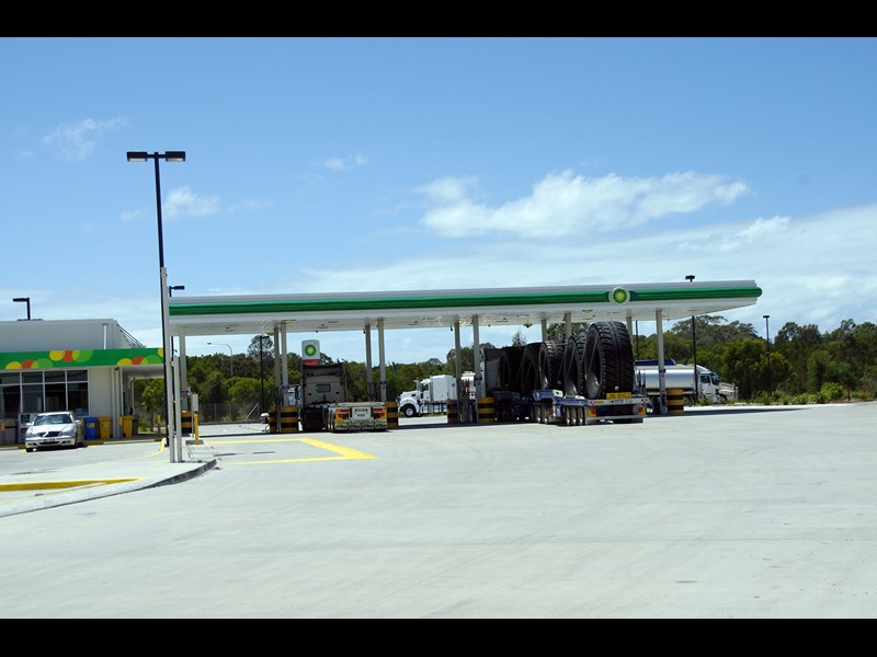 Truckstop Port of Brisbane2