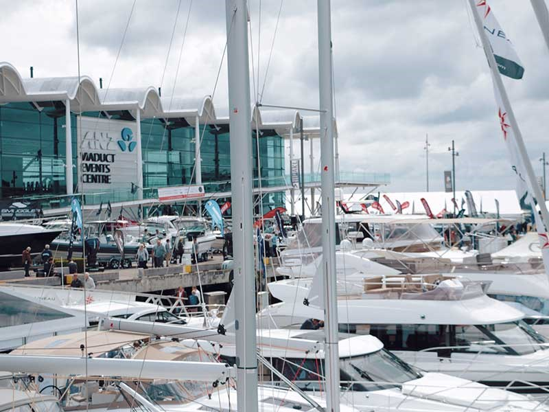 Auckland On Water 2017 Boat Show 1