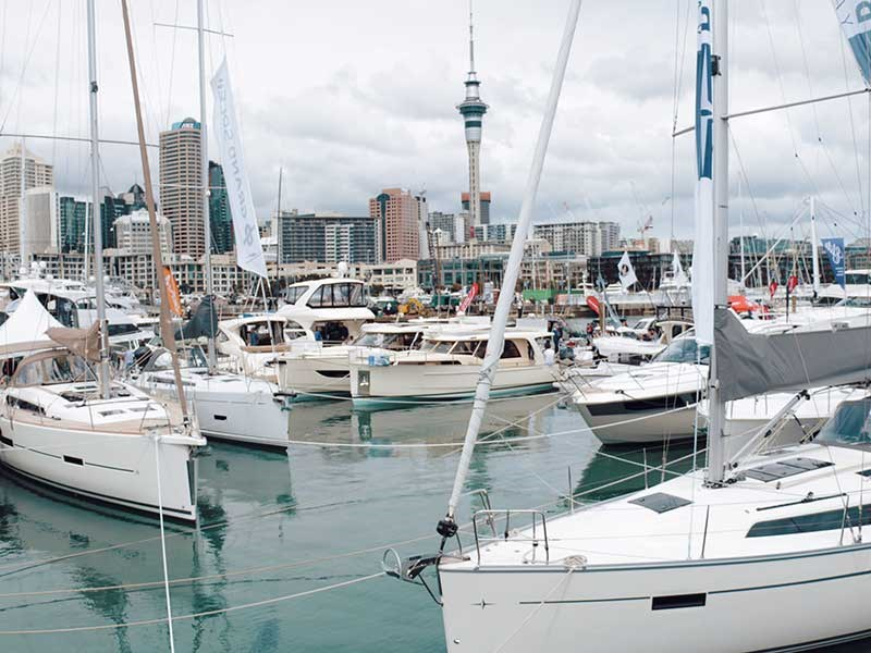 Auckland On Water 2017 Boat Show 19
