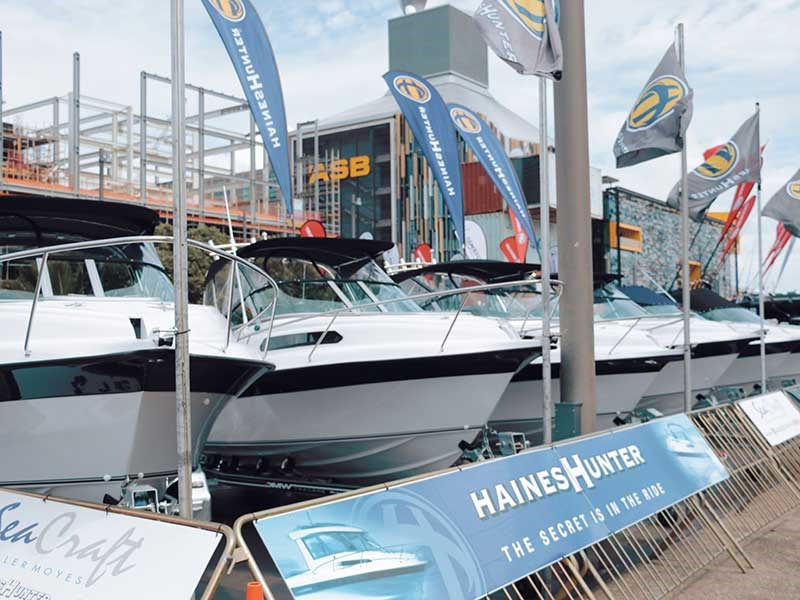 Auckland On Water 2017 Boat Show 2
