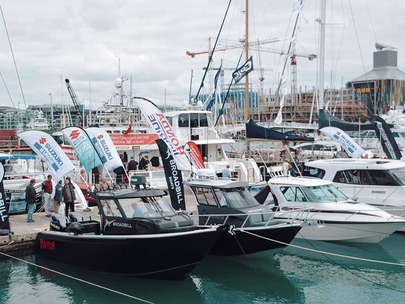 Auckland On Water 2017 Boat Show 25