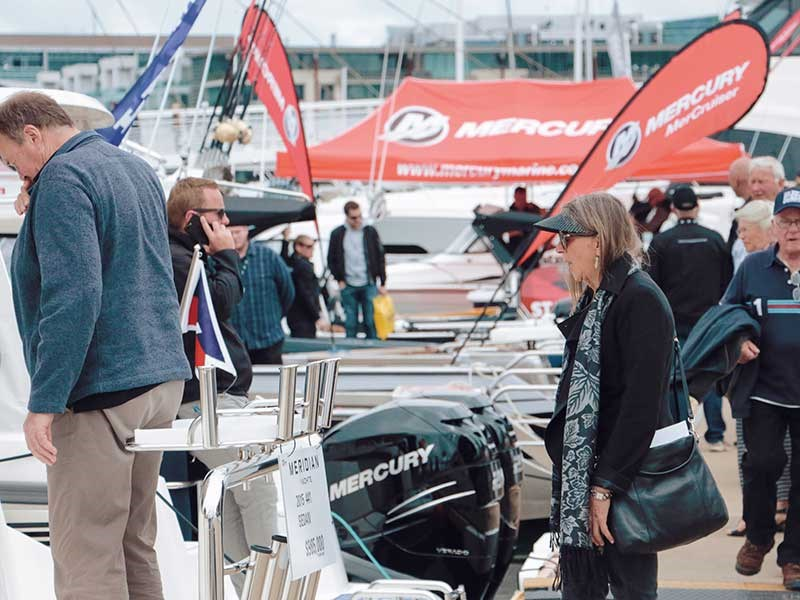 Auckland On Water 2017 Boat Show 31