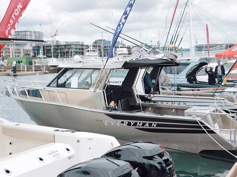 Auckland On Water 2017 Boat Show 32