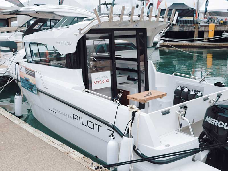 Auckland On Water 2017 Boat Show 33