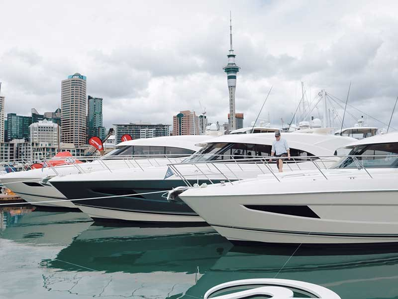 Auckland On Water 2017 Boat Show 34