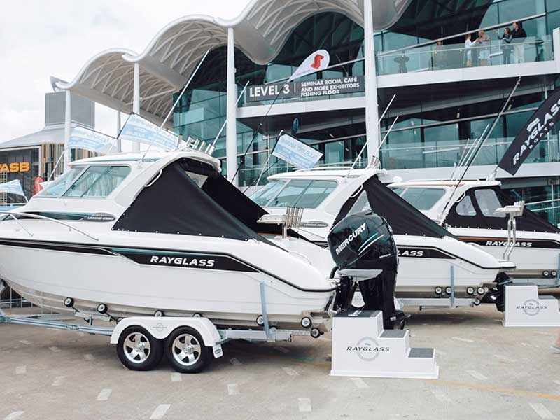 Auckland On Water 2017 Boat Show 36