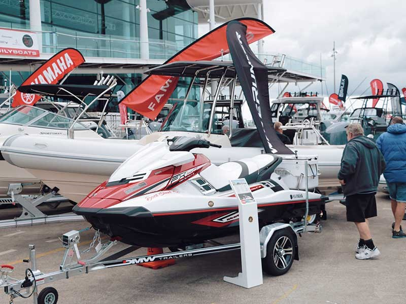 Auckland On Water 2017 Boat Show 38