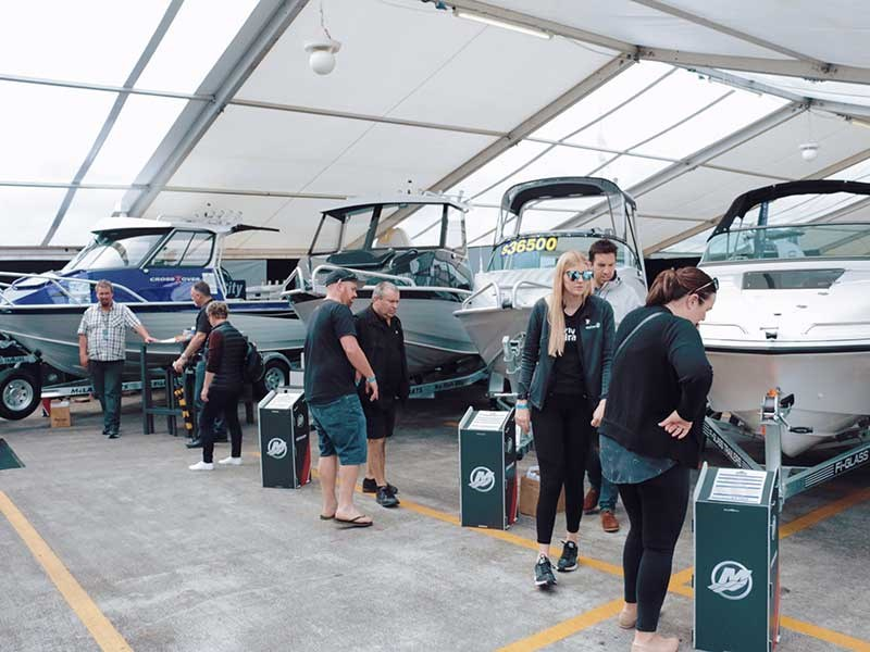 Auckland On Water 2017 Boat Show2