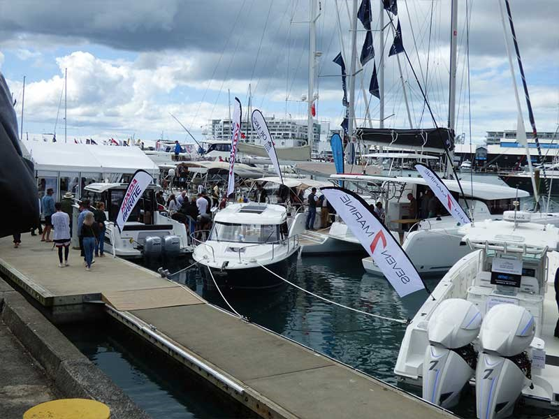 Auckland on Water Boat Show 2018
