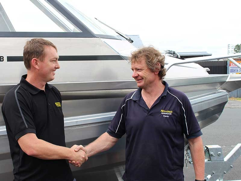 Kev & Ian's Marine changes ownership