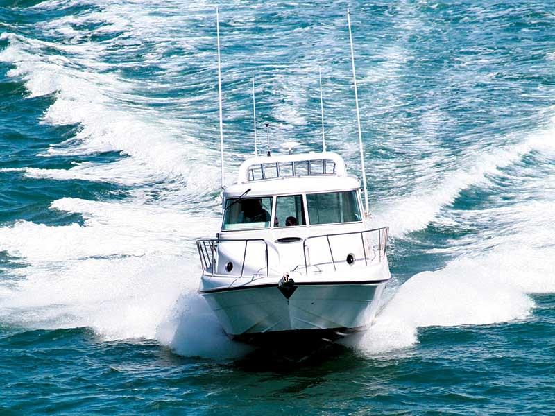 Looking back: Gulf Craft Ambassador 32