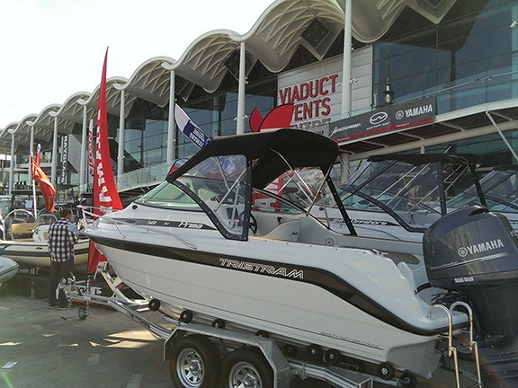 Auckland on Water Boat Show 2014