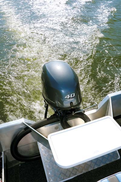 Enduro Boats 4100 04
