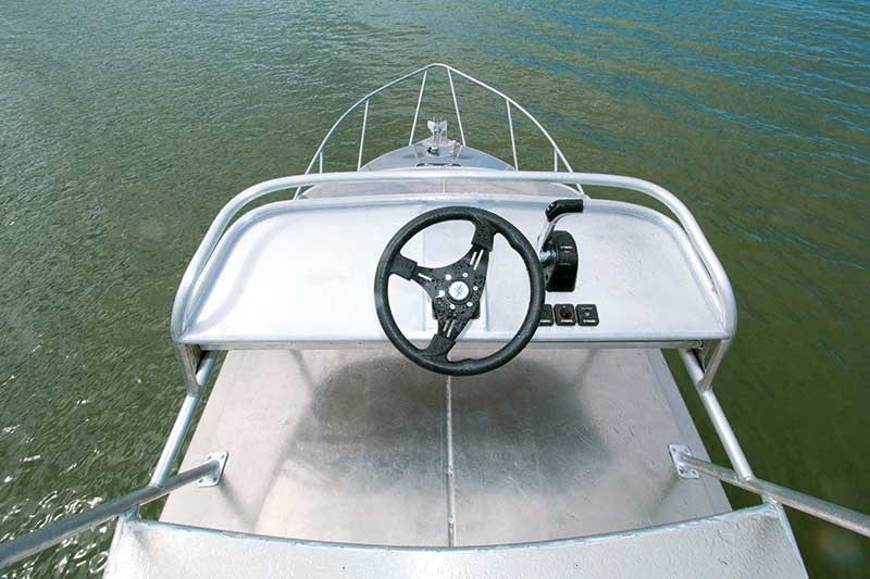 Everyman 750 EV boat review