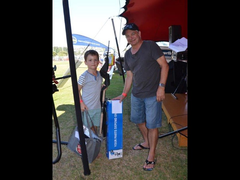 Auckland Family Fishing Competition raises $4,500 for charity