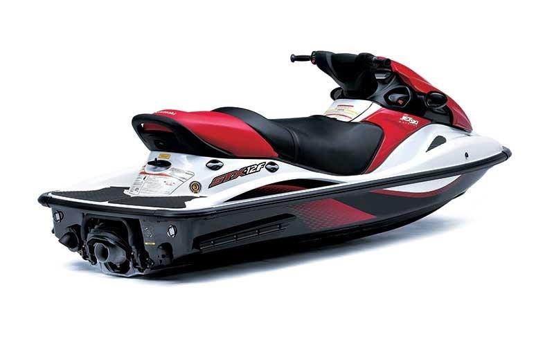 Kawasaki Stx Pwc Reviews