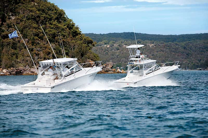 Looking back: Luhrs 28 Open and Hardtop