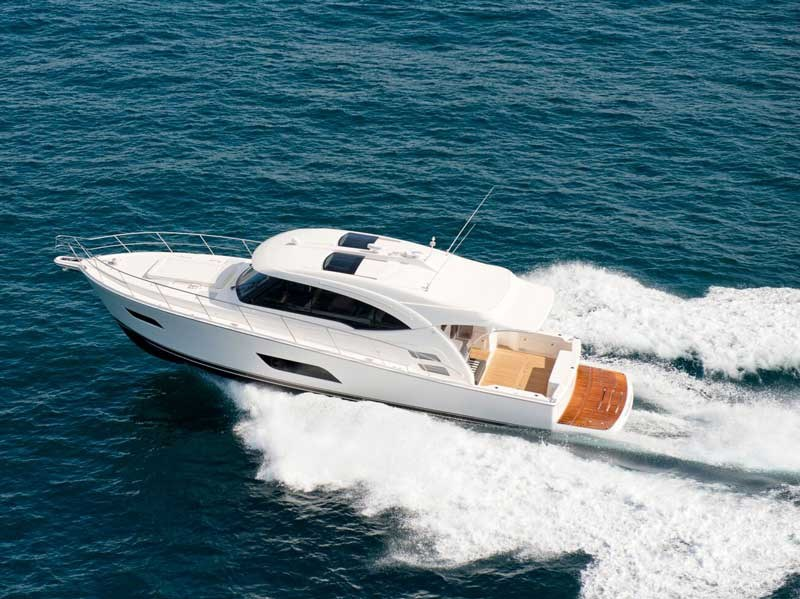 3 Riviera yachts coming to Auckland On Water 2015
