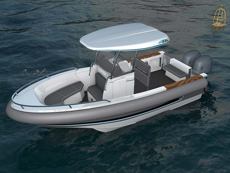 Sea Blade SB20 to debut at Hutchwilco Boat Show