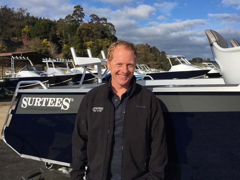 Factory expansion at Surtees Boats