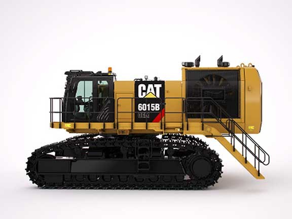 Cat Frontless Hydraulic Excavators